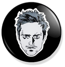 chapa breaking bad jesse pinkman button