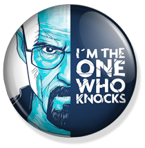 chapa breaking bad button heisemberg