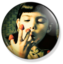 chapa amelie button, young