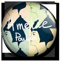 chapa amelie button,warhol