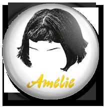 chapa amelie button, monimal