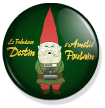 chapa amelie button, gnome