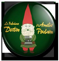 chapa amelie button, gnome