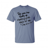 come as you are t-shirt blue