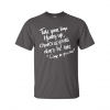 come as you are t-shirt grey