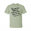 come as you are t-shirt green