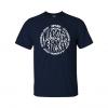 negative creep t-shirt navy
