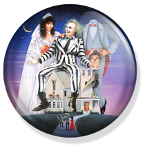 chapa beetlejuice button, film vover